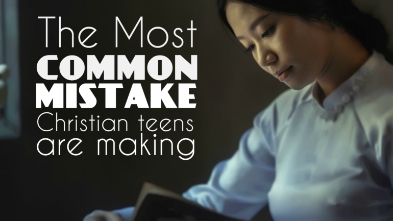 most common mistake